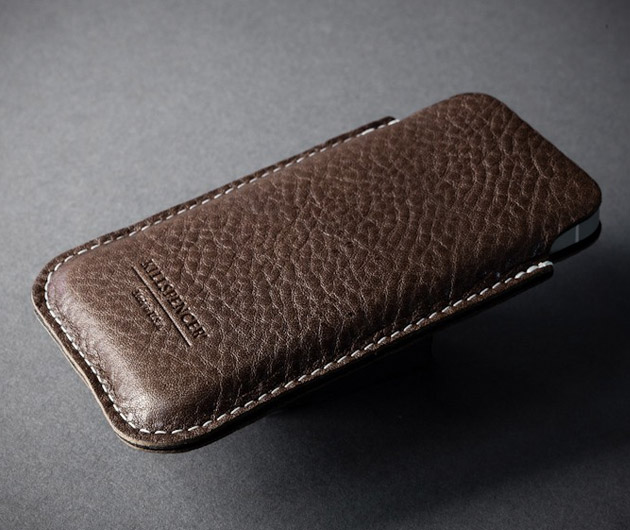 Killspencer iPhone 5 Leather Pouches