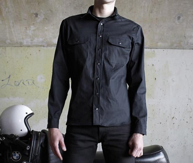 Dearborn Overshirt