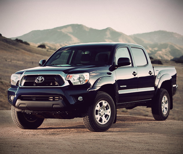 Toyota Off Road Series: 2013 Tacoma