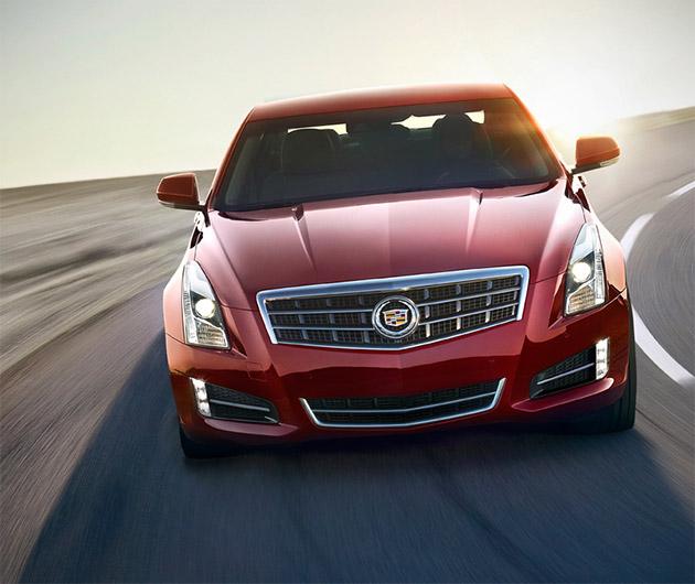2014 Cadillac ATS-V