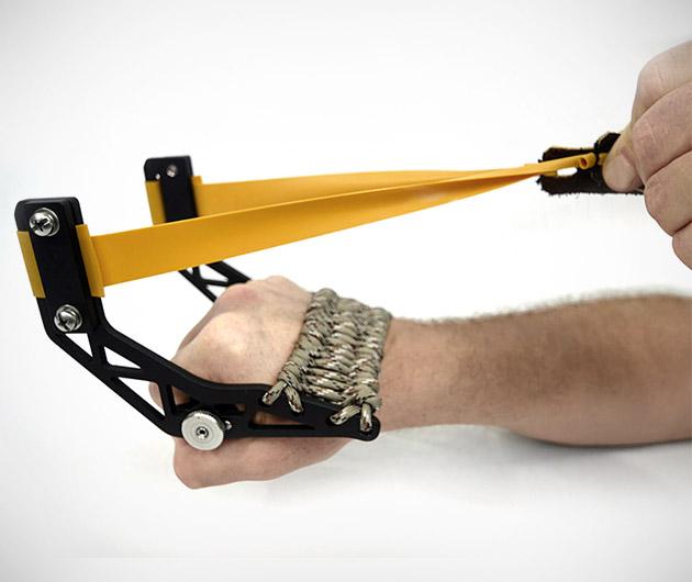 GloveShot Slingshot