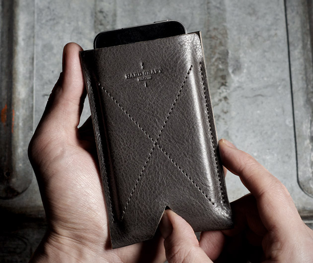 HardGraft iPhone 5 Card Case