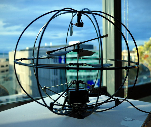 Puzzlebox Brain-Controlled Helicopter