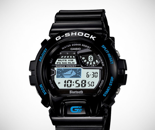 Casio G-Shock Bluetooth Watch