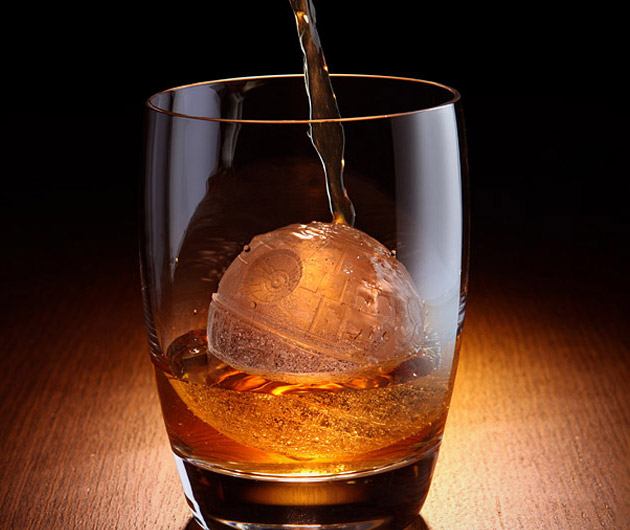 Death Star Ice Sphere Mold