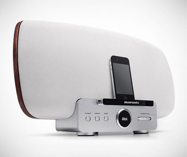 Marantz Consolette Speaker Dock