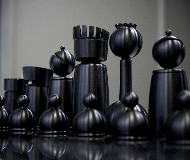Mars Made Chess