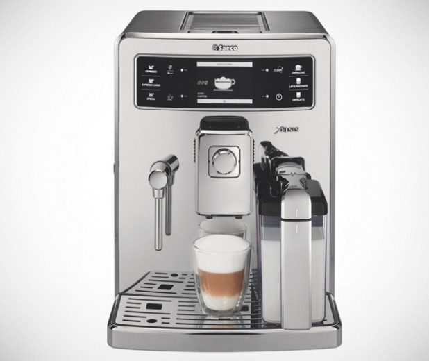 philips saeco xelsis fingerprint id espresso machine gearculture. Black Bedroom Furniture Sets. Home Design Ideas