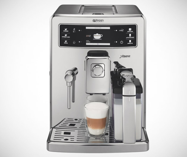 Saeco Xelsis Fingerprint ID Espresso Machine