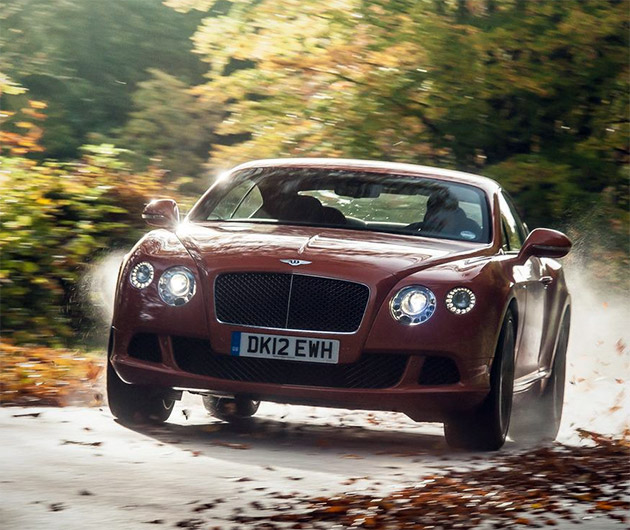 2013 Bentley Continental GTC Speed