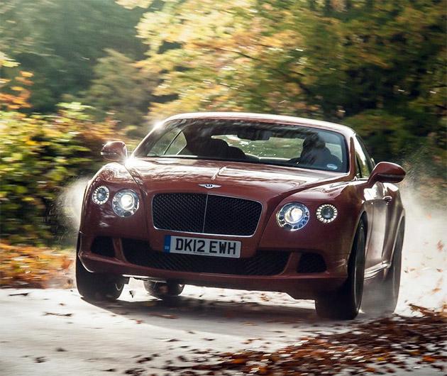 2013 Bentley Continental GTC Speed