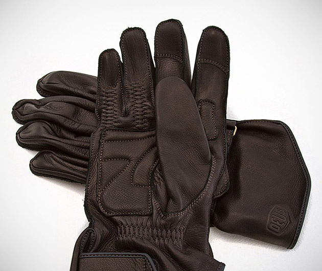 Deus Belted Gloves