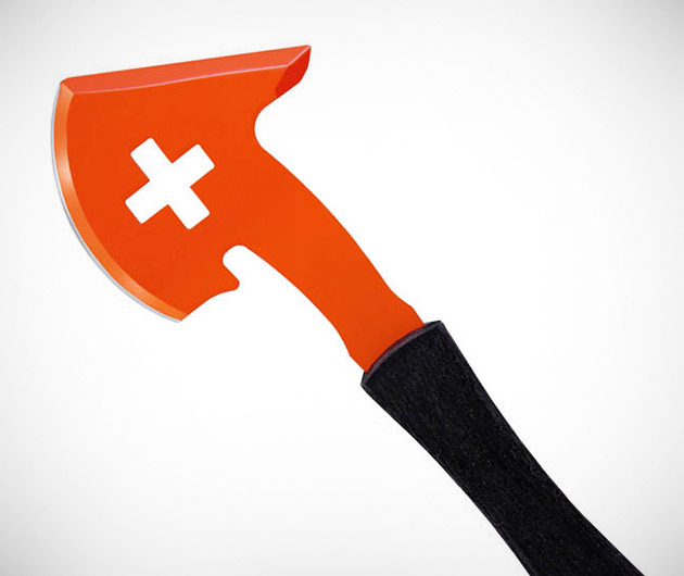 Lansky Firemans Battle Axe