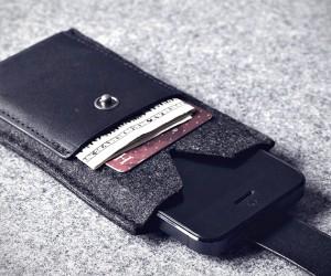 Charbonize iPhone Wallet