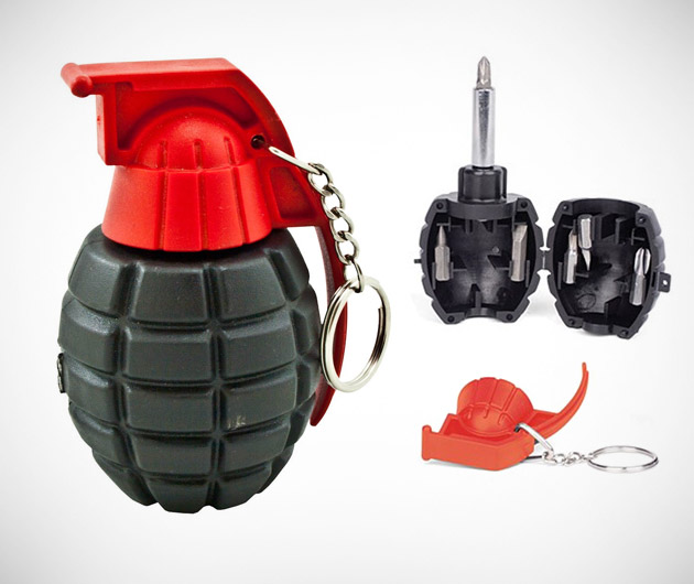 Grenade-Screwdriver-Set