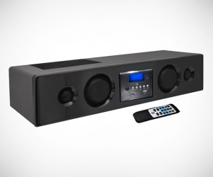 Pyle Bluetooth Sound Bar