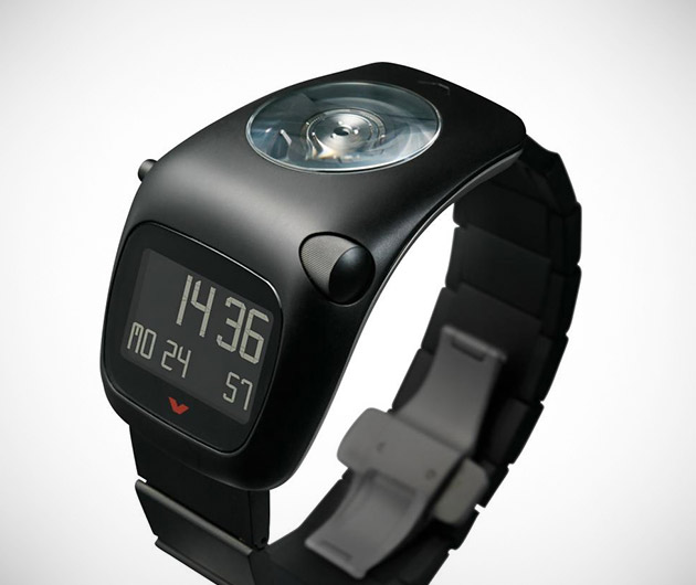 Sparc Sigma MGS Watch