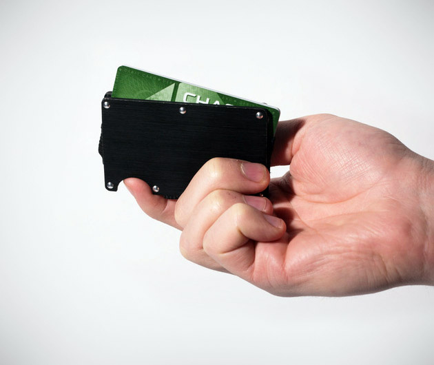 The Ridge Front Pocket Wallet