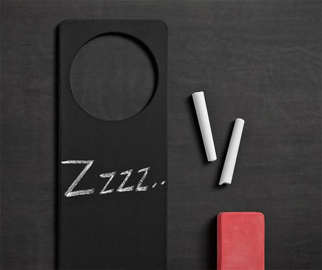 chalkboard-door-hanger