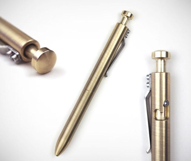 machined-brass-bolt-pen