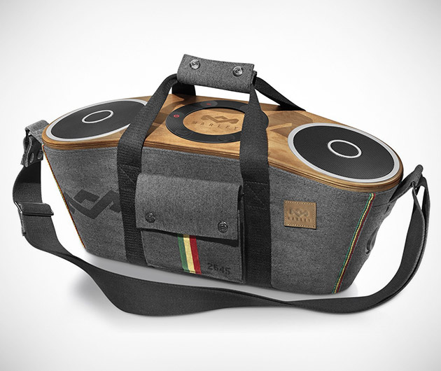 House of Marley Bag of Riddim