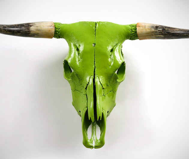 painted-animal-skull-wall-mounts