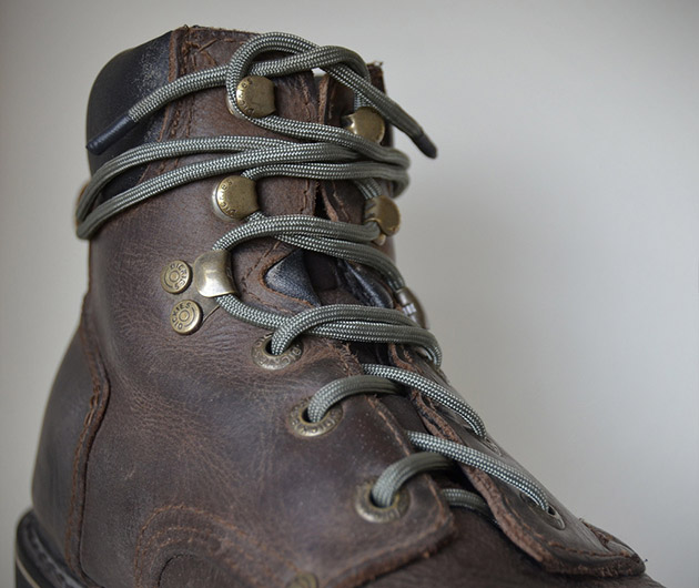 World's Toughest Boot Laces