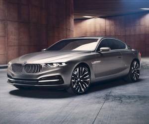BMW Pinifarina Gran Lusso Coupe