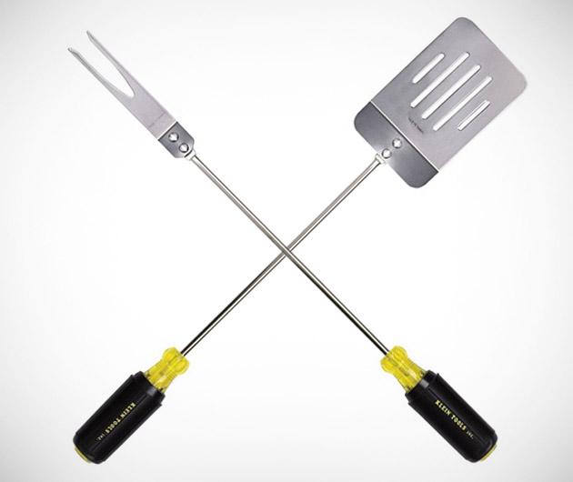 Klein BBQ Tool Set