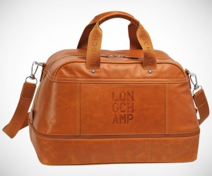 Longchamp Cavalier Travel Bag