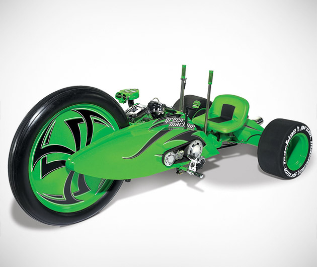 green-machine
