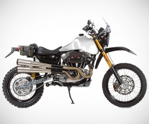 SC3 Adventure Dual Sport Motorcycle