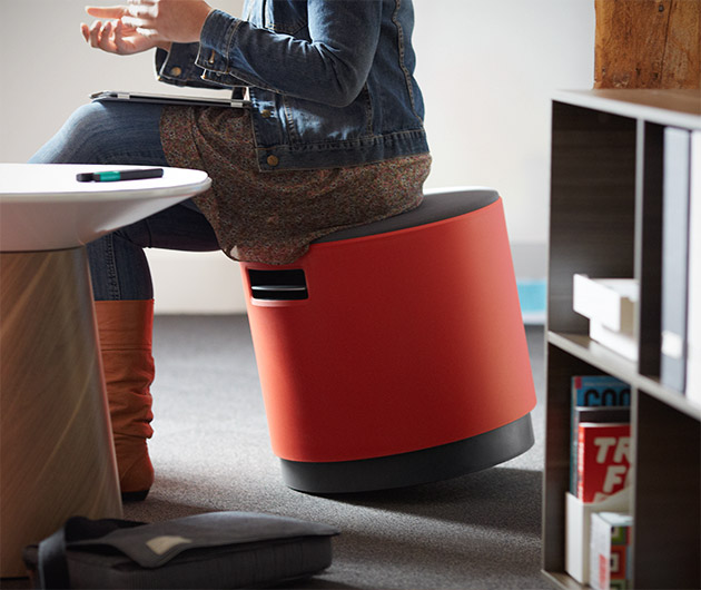 Turnstone Buoy Stool