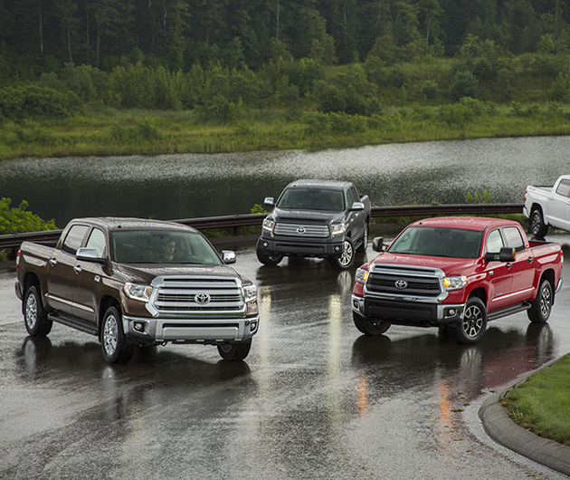 2014 Toyota Tundra Review | GearCulture