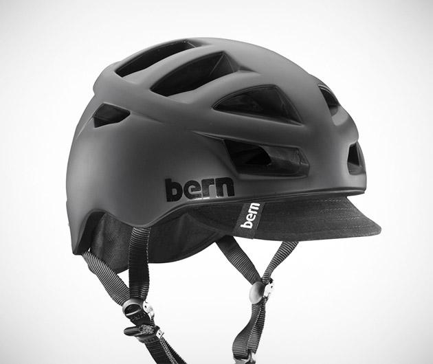 Bern Allston Zipmold Helmet