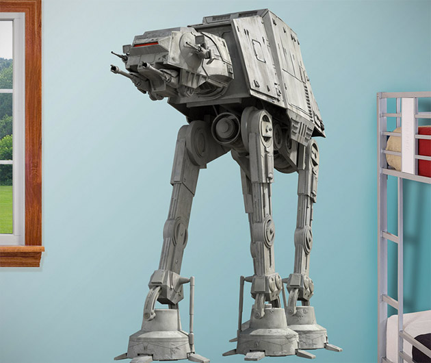 Fathead Star Wars AT-AT
