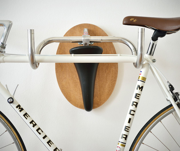 Upcycle Fetish Bike Racks