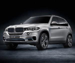 BMW Concept5 X5 eDrive