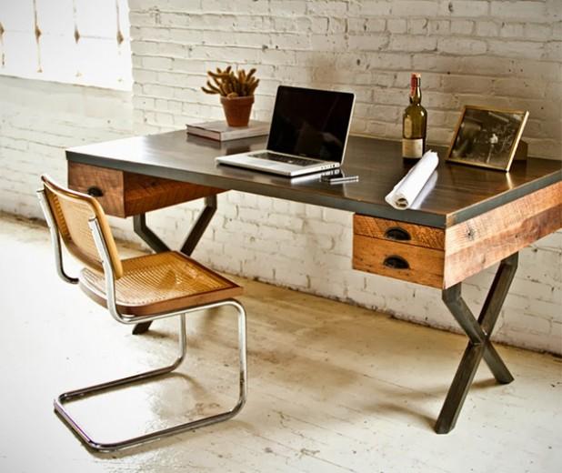 Home Office Schreibtisch Design Modern
