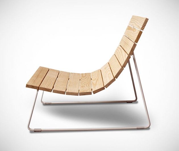 Plank Lounger