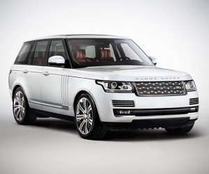 2014 Range Rover Long Wheelbase
