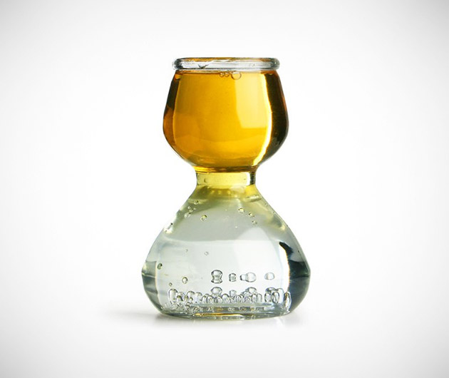 Quaffer Shot Glasses