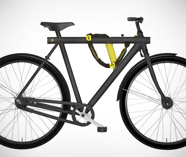 Vanmoof x Ade Bike