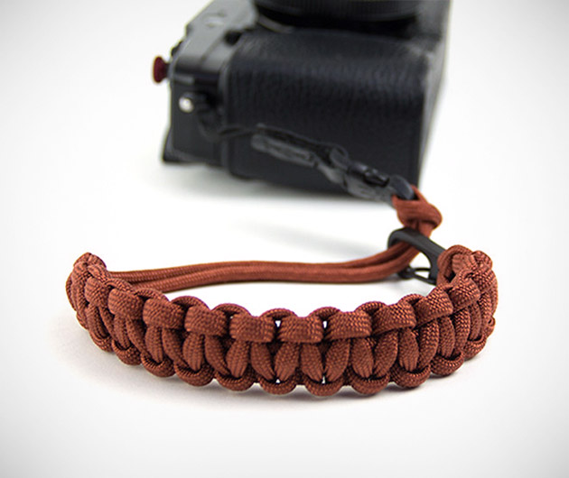DSPTCH x Reigning Champ Camera Wrist Strap