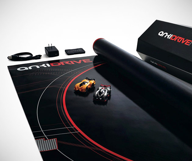 Anki DRIVE AI Robotics Racing Game