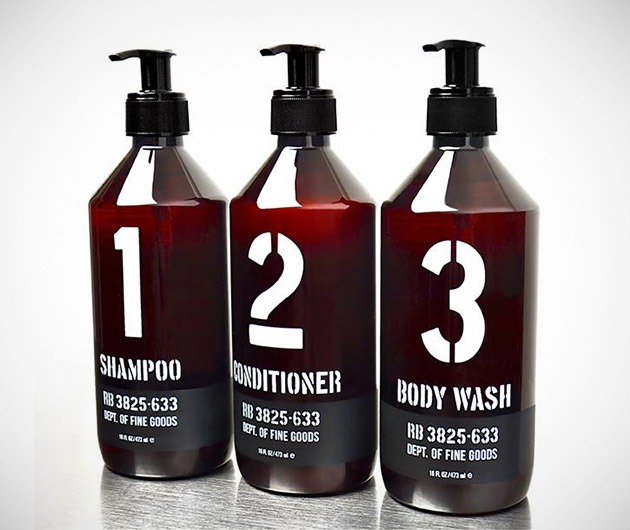 Rudy's Shower Kit