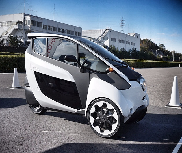 2015 Toyota I-Road Review, Price, Release date, Specs