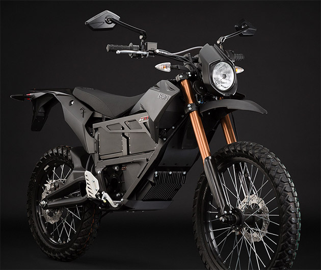 Zero FX Stealthfighter Motorcycle