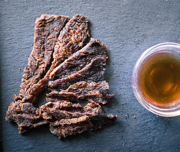 Black Label Whiskey Beef Jerky