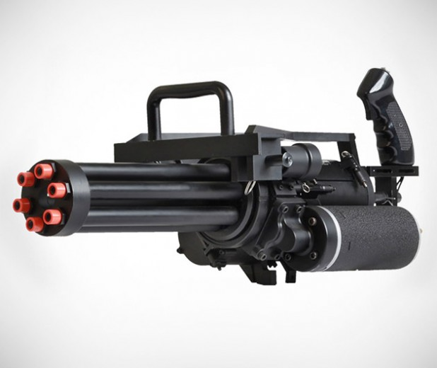 bb machine guns